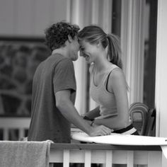 Mel and Luke!!!! <3 <3 <3 they are so PERFECT