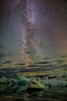 Milky Way - Iceland