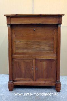 Cool Sekret r aus Kirsche um Antique Davenport Desk s French Furniture