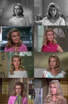 Samantha Stephens through the years