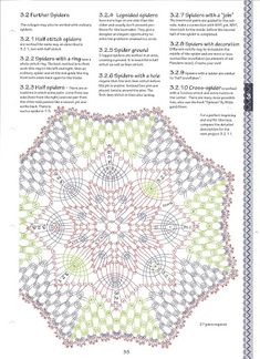 7 mars 2012 - George Annie - Веб-альбомы Picasa Bobbin Lace Patterns, Doily Patterns, Crochet Patterns, Bobbin Lacemaking, Crochet Diagram, Lace Making, Doilies, Mandala, Projects To Try