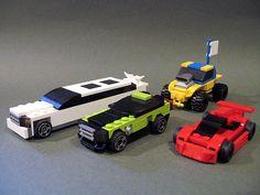LEGO Tiny Turbos   Flickr - Photo Sharing!
