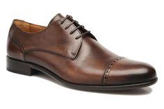Perkins Marvin&Co (braun) : stets kostenlose Lieferung Ihrer Schnürschuhe Perkins Marvin&Co bei Sarenza 108€