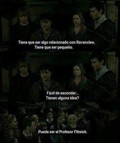 18 Chistes que harán llorar de la risa a todo Potterhead