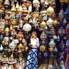 """Tuulavintage-""""First stop in Marrakech... the incredible souks"""""""