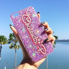 NILNALIN Smart Phone Cases In the world one put only your name and logo iphone case