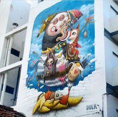 by DULK - Puerto de la Cruz, Spain - September, 2014 (LP)