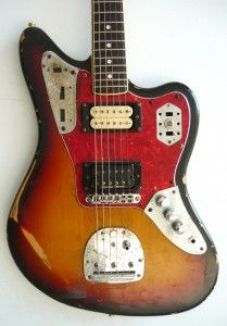 Fender Jaguar | Tym guitars