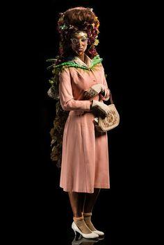 Syfy Face Off Season 5 Episode 5 - Mother Earth Goddess Spotlight Challenge - RJ