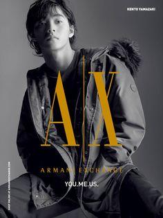 Kento Yamazaki, Live Action Film, Japanese Boy, Asian Men, Asian Guys, Kokoro, Actor Model, Bomber Jacket, Actors