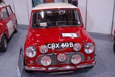 Works Austin Mini Cooper S