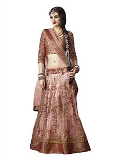 Jay Sarees Traditional Wedding Bridal 3 pcs Lehenga  Jcsari3085d9306 >>> You can find more details by visiting the image link.
