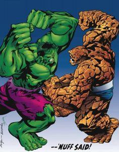 The Thing Marvel Comics Superheroes, Marvel Heroes, Hulk Marvel, First Hulk, Giant Monster Movies, Hulk Art, Marvel Comic Character, Incredible Hulk, Disney Marvel