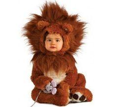 Disfraz estilo leon