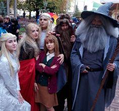 Приключение #OhmyBets на #ОТОБЭ2017 🍃 Было здорово, не смотря на мою простуду, а победа в номинации сценическая постановка еще больше скрасила эту поездку и мой День рождения 😊  #otobe #otobe2017 #отобэ #косплей #cosplay #hobbit #thelordoftherings #thehobbit #genderbendercosplay #genderbender #bilbo #thranduil #galadriel #gandalf #radagast #legolas #властелинколец #хоббит #fembilbo #thelordoftheringscosplay #lotr