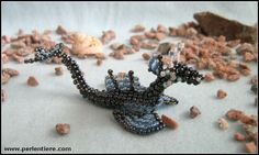 Beads Animals and more ... * Jalailas pearls wildlife * pattern