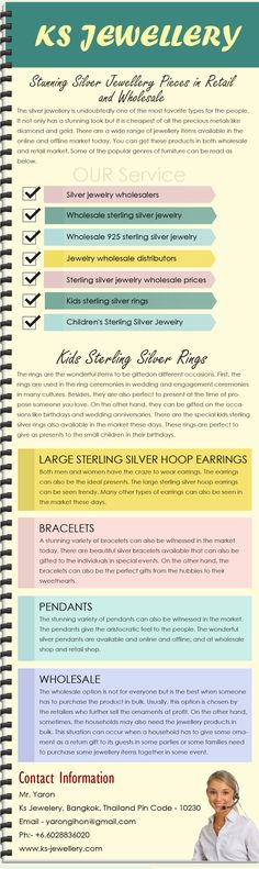 Both men and women have the craze to wear earrings. The earrings can also be the ideal presents. The large sterling silver hoop earrings can be seen trendy. Many other types of earrings can also be seen in the market these days.