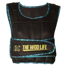 2eb98ff44 The maximum weight of this weight vest is 20lbs or 9Kg with included  weights that can. Normal BreathingThe Wod LifeWeighted ...