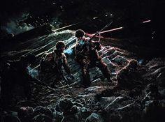 Battle for Mount Longdon, Falklands War