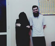 "Find and save images from the ""niqab"" collection by thenourect (thenourect) on We Heart It, your everyday app to get lost in what you love. Cute Muslim Couples, Muslim Girls, Romantic Couples, Muslim Women, Cute Couples, Perfect Couple, Sweet Couple, Beautiful Couple, Tru Love"