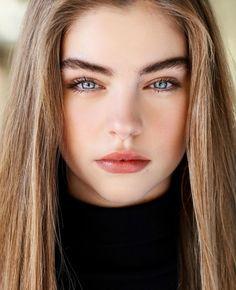 Stunning Eyes, Beautiful Girl Image, The Most Beautiful Girl, Girl Face, Woman Face, Jade Weber, Model Headshots, Beauté Blonde, Blonde Model