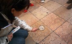 Buscando fósiles por las calles de Zaragoza. Ruta Zaragoza Jurásica
