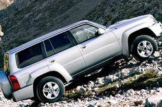 Отзывы о Nissan Patrol (Ниссан Патрол)