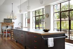 Cape code, shaker kitchen, new kitchen, kitchen decor Updated Kitchen, New Kitchen, Kitchen Dining, Kitchen Decor, Kitchen Cabinets, Kitchen Ideas, Kitchen Designs, Ranch Kitchen, Gray Cabinets