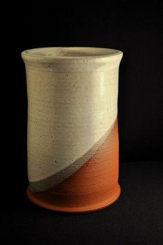 Hand-dug clay Vase
