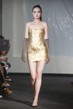 Eric Tibusch Couture Fall Winter 2013 Paris
