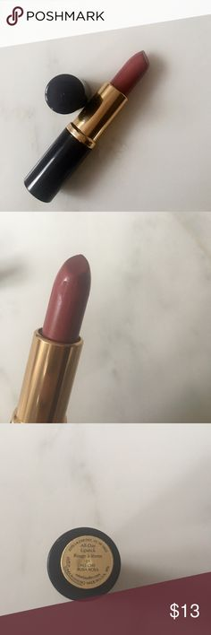 """{RARE} Estée Lauder lipstick """"Rosa Rosa"""" New, never swatched, but there is a small shallow scratch from where it scraped the tube. Estée Lauder All-Day Lipstick #85 in """"Rosa Rosa"""". Color has been discontinued and is rare!! Estee Lauder Makeup Lipstick"""
