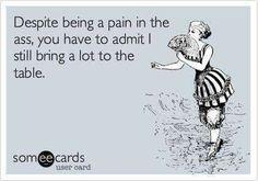 Well, I do!  LOL!