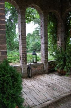 Between Naps on the Porch: Barnsley Gardens, A Bittersweet Love Story...