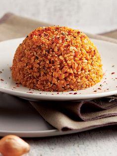 Firik pilavı Tarifi - Türk Mutfağı Yemekleri - Yemek Tarifleri