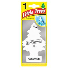#Magic tree #little trees car home air freshener freshner scent - arctic #white,  View more on the LINK: http://www.zeppy.io/product/gb/2/221792459349/