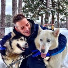 Gay Travel: Mont Tremblant Dog Sledding