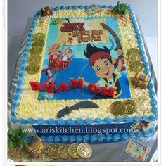 Jake cake idea
