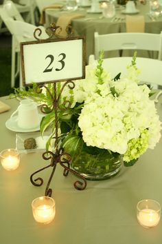 Table decorations at the 2012 Adirondack Museum Gala Benefit. The event is held the last Saturday in July each year.