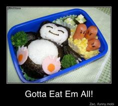 I would never eat this if it was set in front of me. It just too awesome!