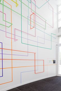 Creative Review - Jacob Dahlgren art for the Royal London hospital