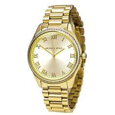2fab6b72cdf3 Michael Kors BlakeChampagne Dial Gold-tone Stainless Steel Bracelet Ladies  Watch MK3244
