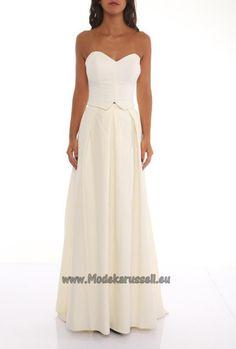 2 teiliges Abendkleid 2017 Alexandra Weiß