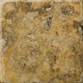 """Found it at AllModern - SAMPLE - Natural Stone 6"""" x 6"""" Cottage Tumbled Travertine Tile in Scabos"""