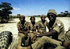 -Koevoet, SWA/Namibia , the worlds best Counter-Insurgency Units ever ! Psychological Warfare, Army Day, Brothers In Arms, Military Life, Special Forces, Street Art, Tank Man, Photo And Video, Cold War