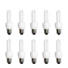10× 5W MR16 GU5.3 LED Spot Lampes 5W Warmweiß 2700K//Kaltweiß 6000K 12V AC DC DE