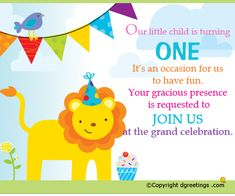 Birthday Invitation Wording Message Or Text Dgreetings