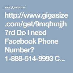 http://www.gigasize.com/get/9mqhmjjh7rd Do I need Facebook Phone Number? 1-888-514-9993 CustomerSupportforFacebook Facebookcustomersupport Facebookcustomersupportnumber Facebooksupport Facebooksupportphonenumber Facebookphonenumber Facebooksupportnumber If you don't know how to contact our team's expert then all you need to do is to make a call at Facebook Phone Number1-888-514-9993 to get the following services from our end:- Facebook profile photos issues can be terminated. Facebook cover…