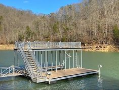 Dockside Dreaming at Norris Lake, LaFollette TN Cabins and Vacation Rentals   RentTennesseeCabins.com