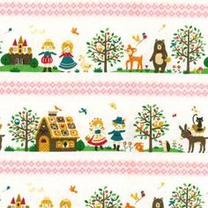 From Frau Tulpe (Mrs. Tulip), this print reminds me fun times in Bavaria.