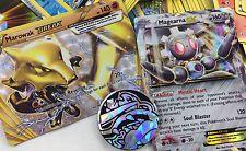 Magearna EX  Marwak Break  200 Pokemon cards  Mawle Coin  Pikachu  Tin   get it http://ift.tt/2jgaHjn pokemon pokemon go ash pikachu squirtle